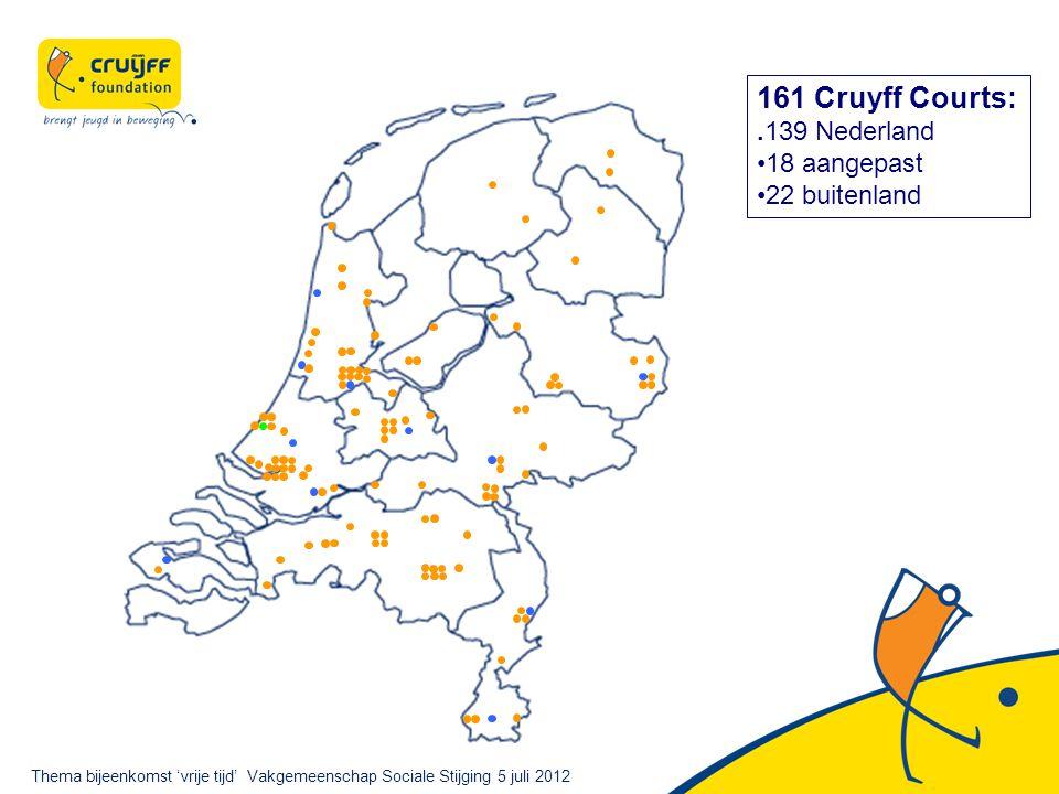 161 Cruyff Courts: .139 Nederland 18 aangepast 22 buitenland