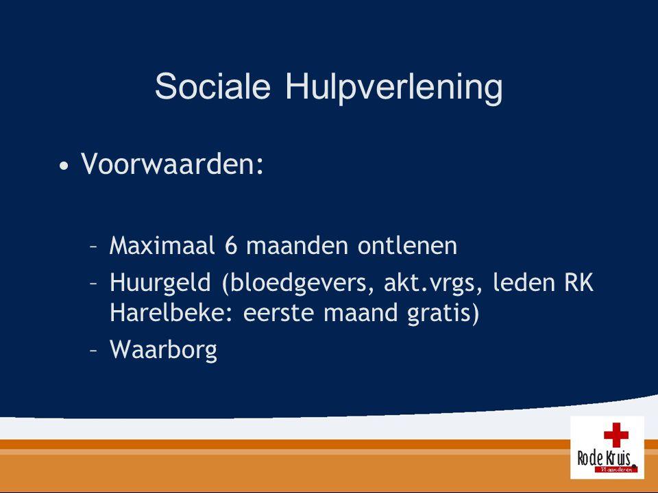 Sociale Hulpverlening