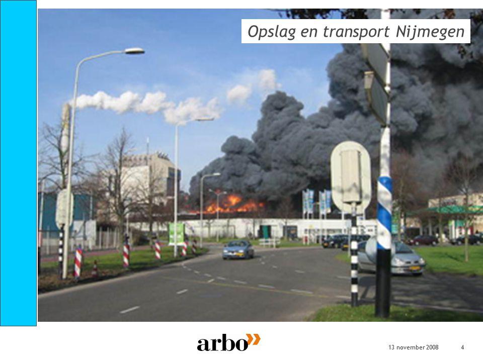 Opslag en transport Nijmegen