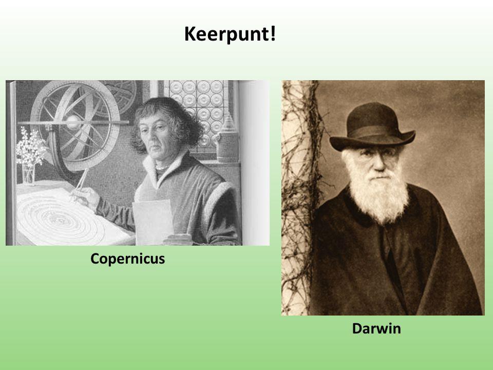 Keerpunt! Copernicus Darwin