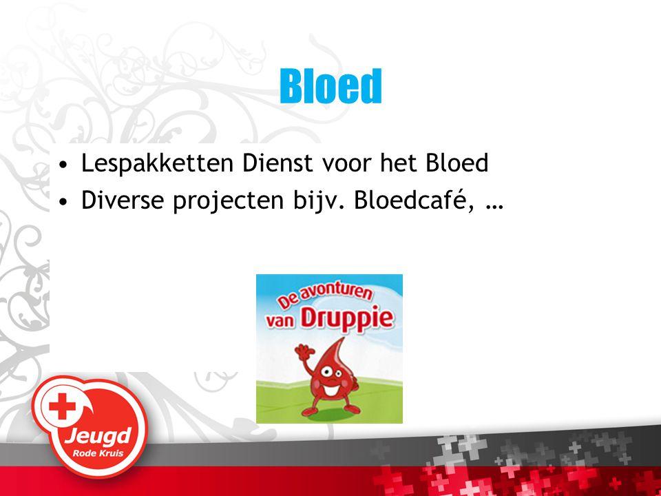 Bloed Lespakketten Dienst voor het Bloed