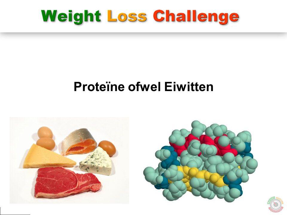 Proteïne ofwel Eiwitten