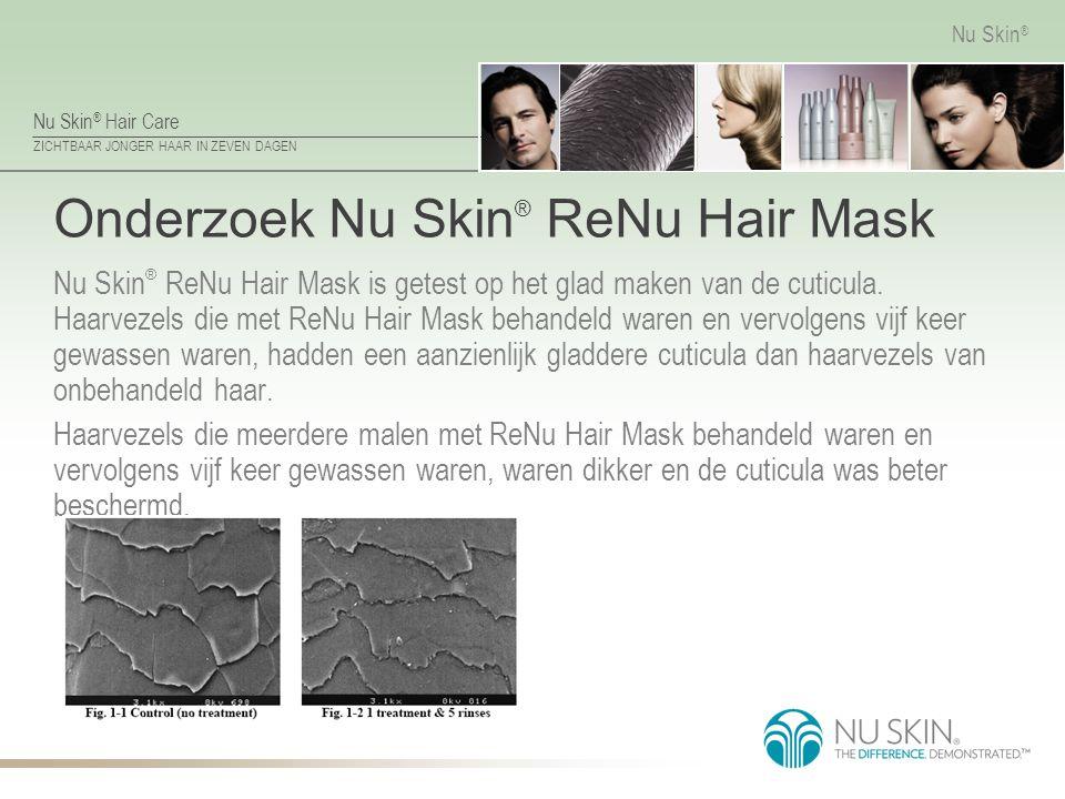Onderzoek Nu Skin® ReNu Hair Mask