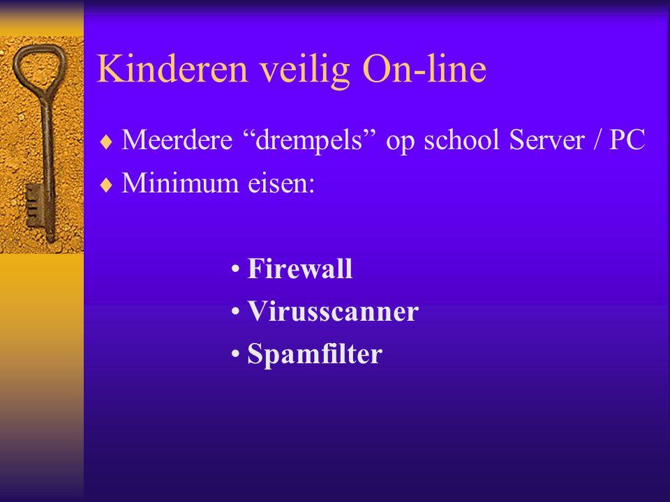 Kinderen veilig On-line