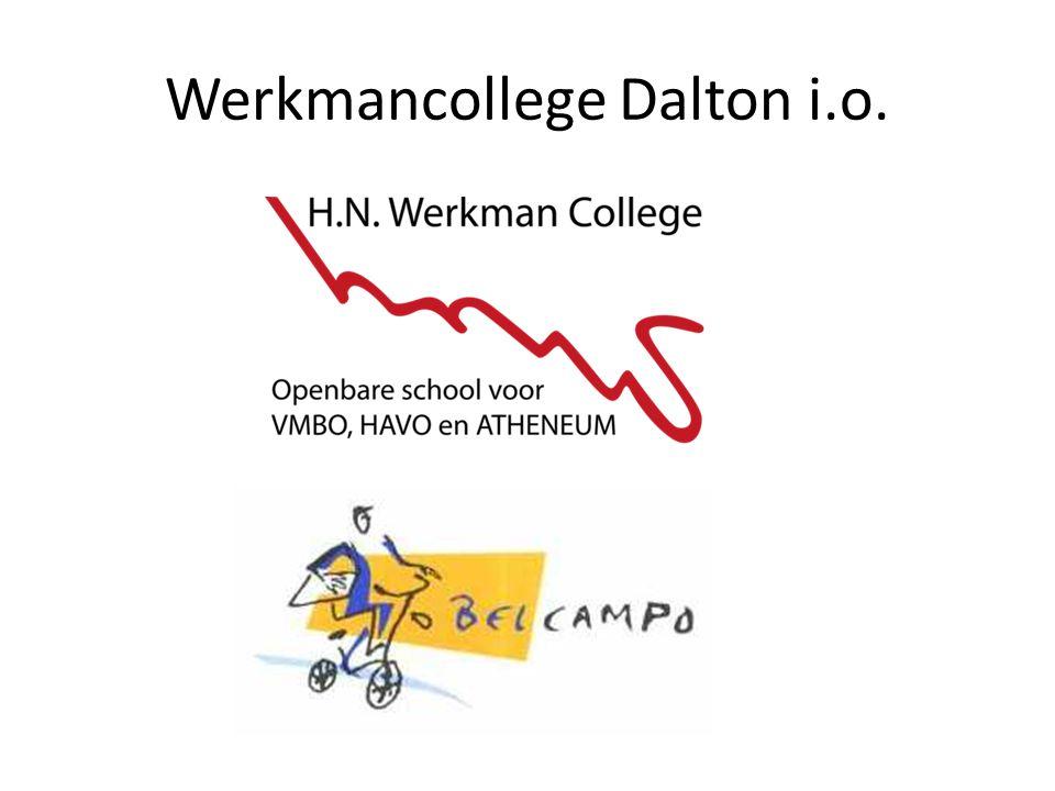 Werkmancollege Dalton i.o.
