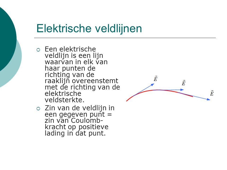 Elektrische veldlijnen
