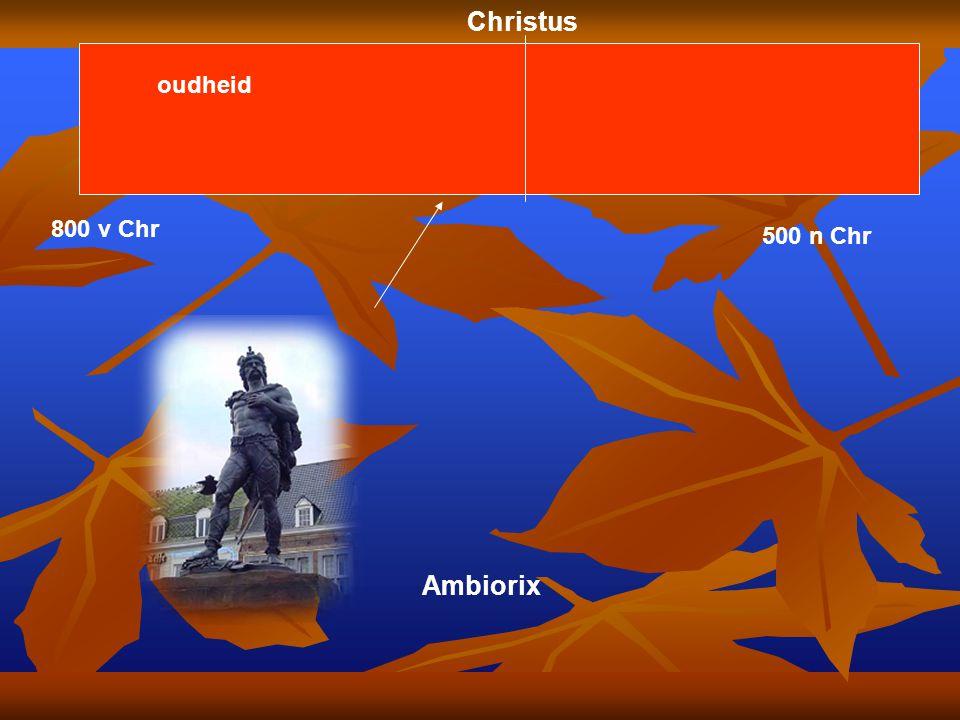 Christus oudheid 800 v Chr 500 n Chr Ambiorix