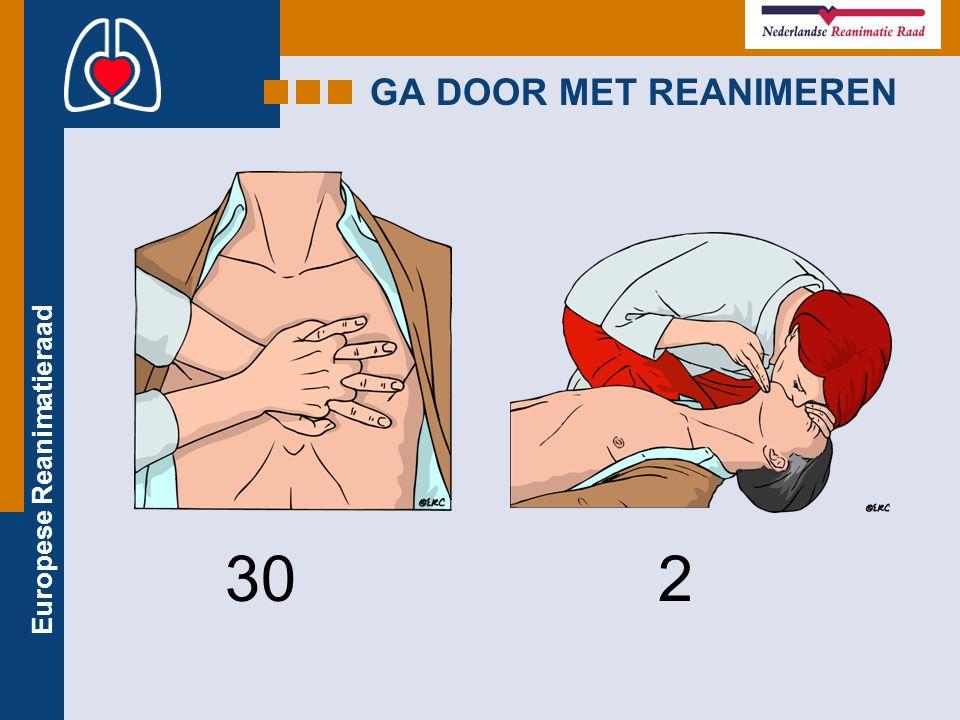 GA DOOR MET REANIMEREN 30 2