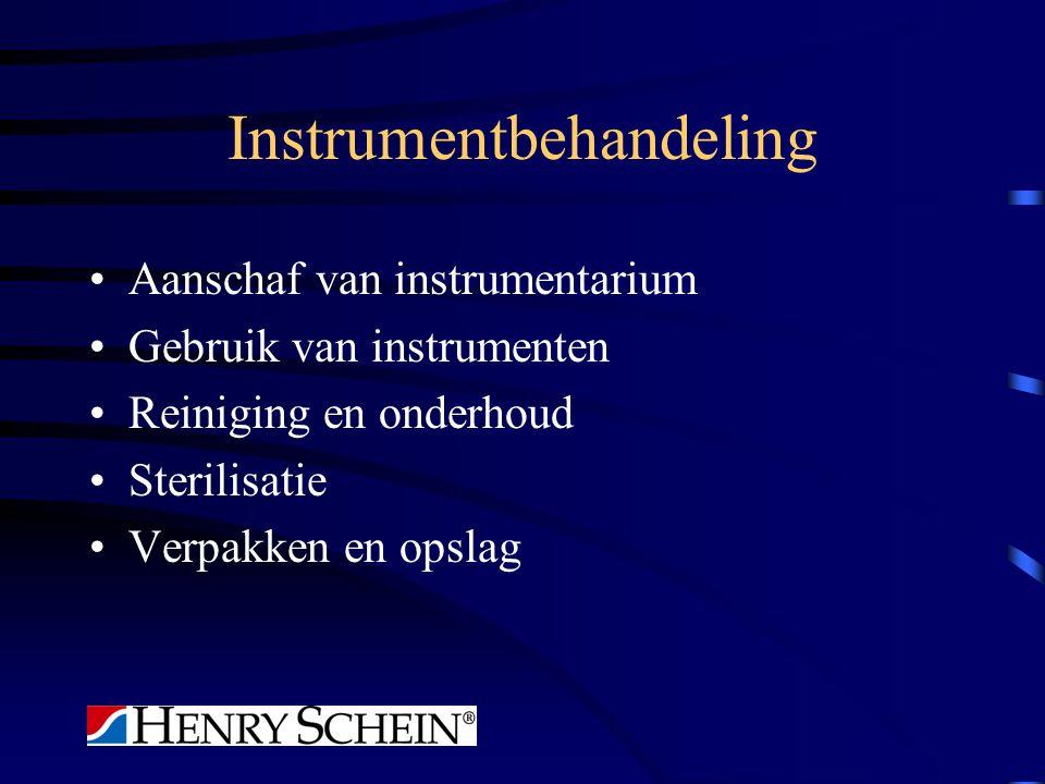 Instrumentbehandeling