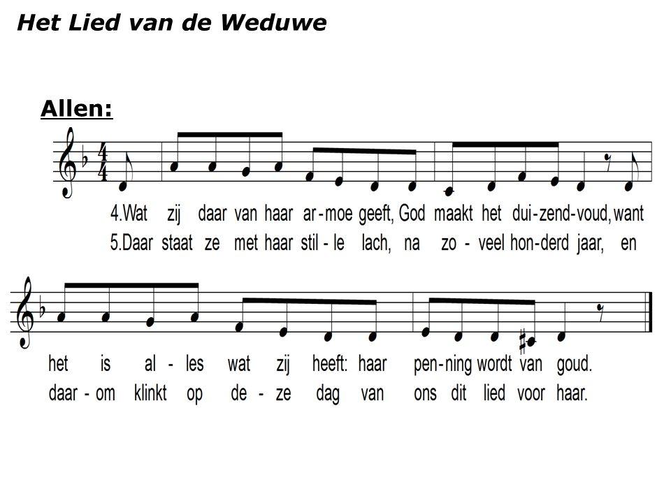 Het Lied van de Weduwe Allen: