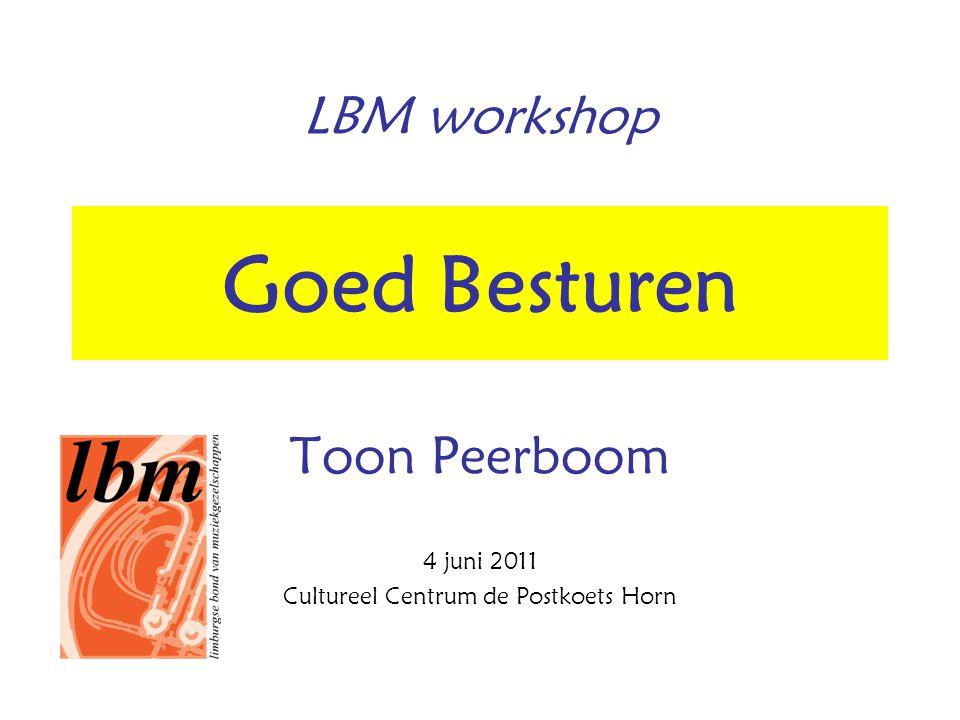 4 juni 2011 Cultureel Centrum de Postkoets Horn