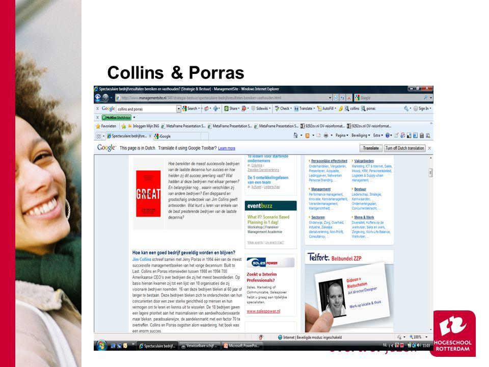 Collins & Porras