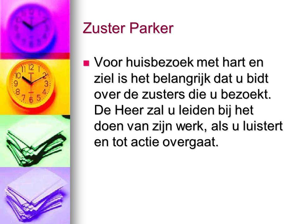 Zuster Parker