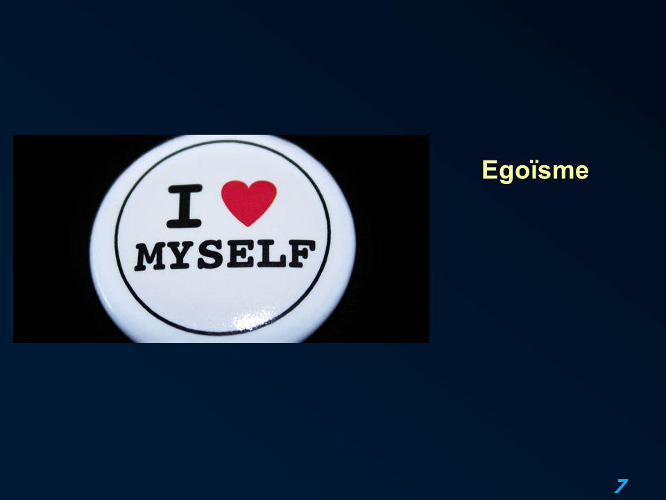 Egoïsme