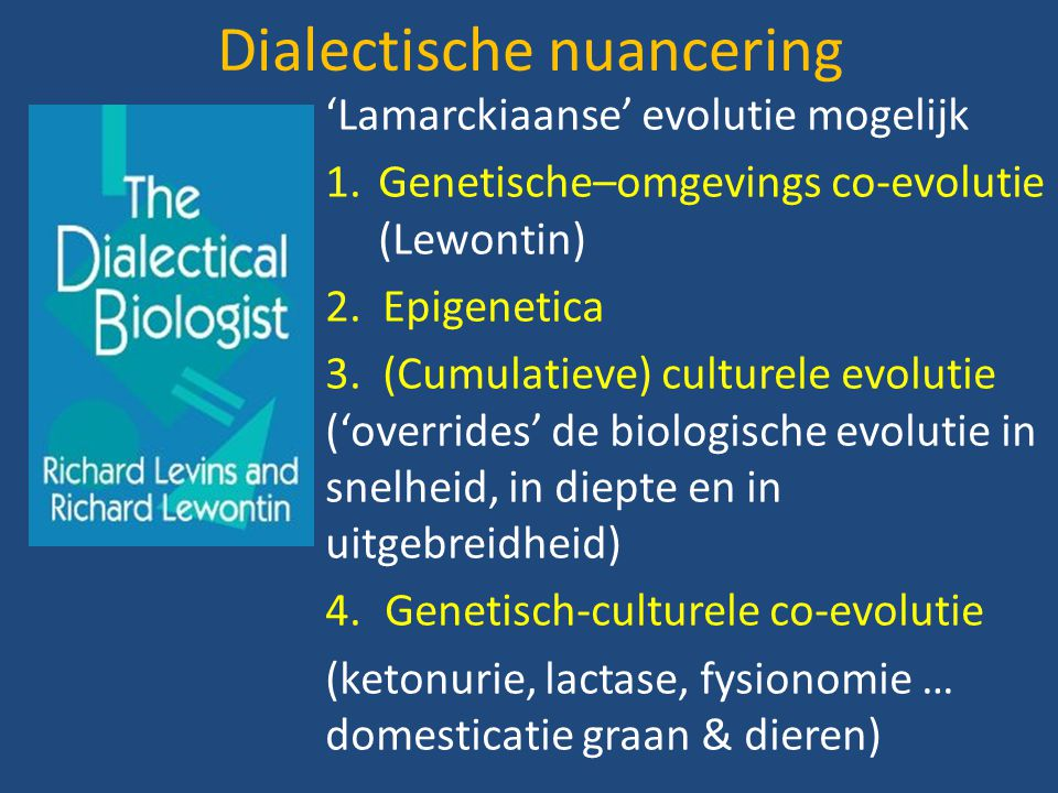 Dialectische nuancering
