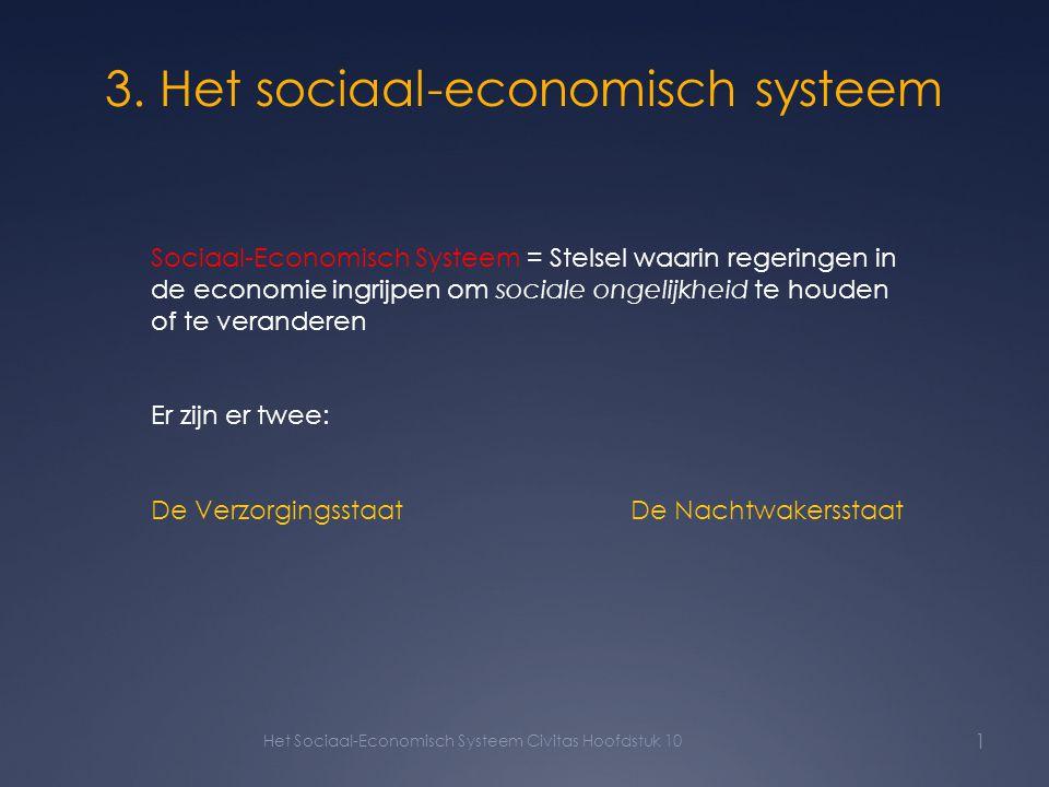 3. Het sociaal-economisch systeem