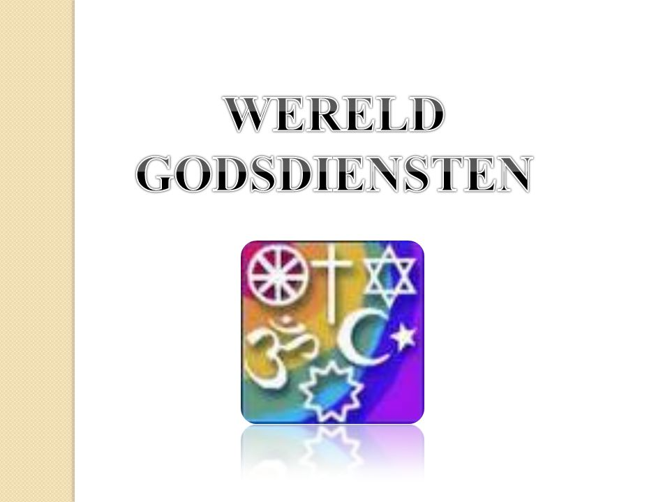 WERELD GODSDIENSTEN