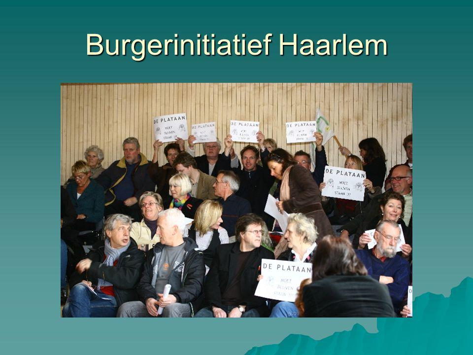 Burgerinitiatief Haarlem