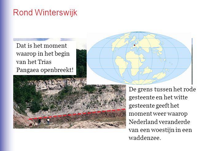 Rond Winterswijk Dat is het moment waarop in het begin