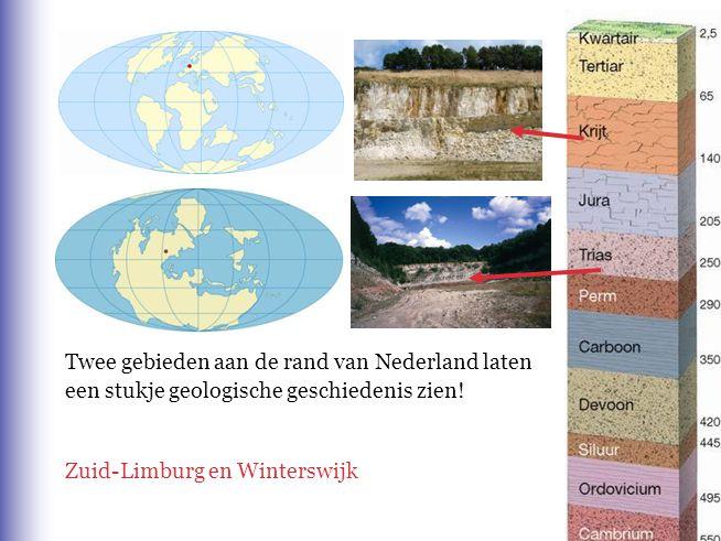 Twee gebieden aan de rand van Nederland laten