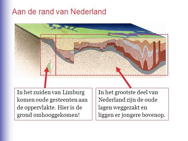 Aan de rand van Nederland