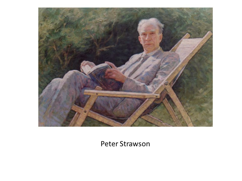 Peter Strawson