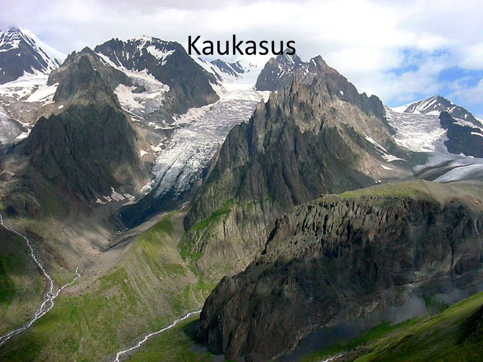 Kaukasus De Kaukasus of Kaukasië is een gebied op de grens van het uiterste zuidoosten van Europa en het westen van Azië.