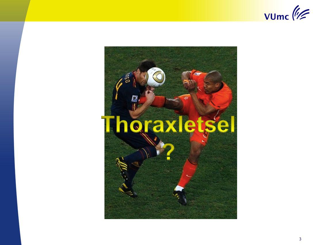 Thoraxletsel