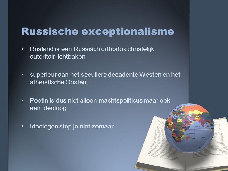 Russische exceptionalisme