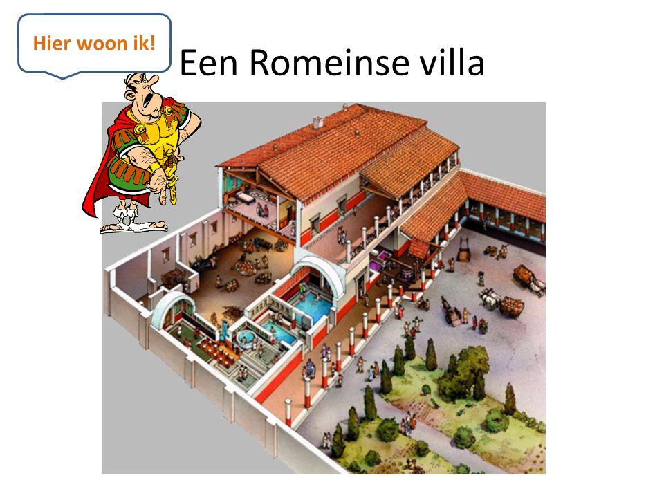 Hier woon ik! Een Romeinse villa