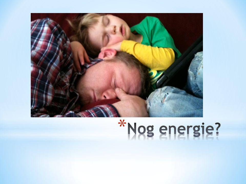 Nog energie