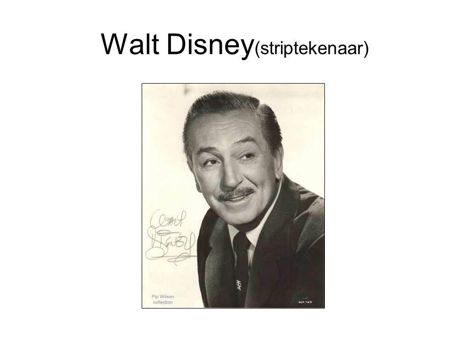 Walt Disney(striptekenaar)