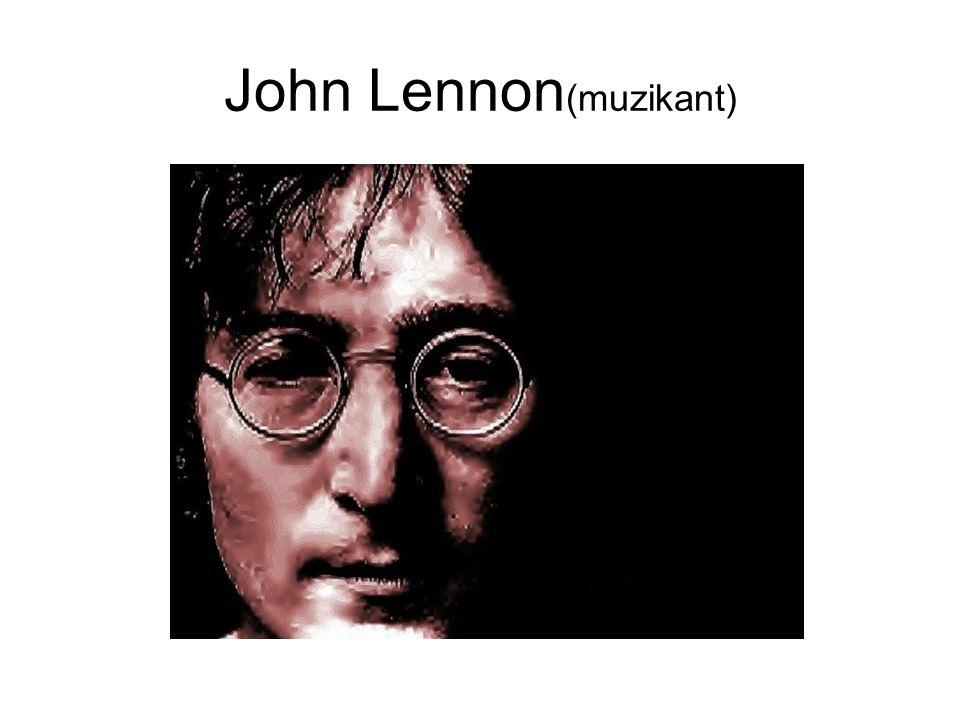 John Lennon(muzikant)