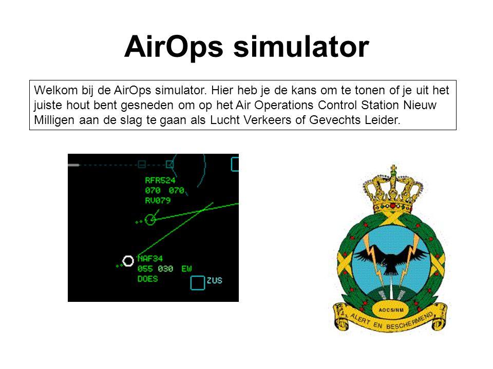 AirOps simulator