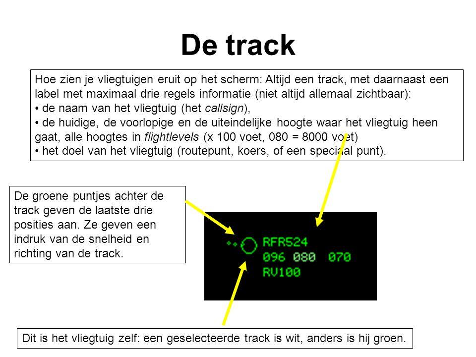 De track
