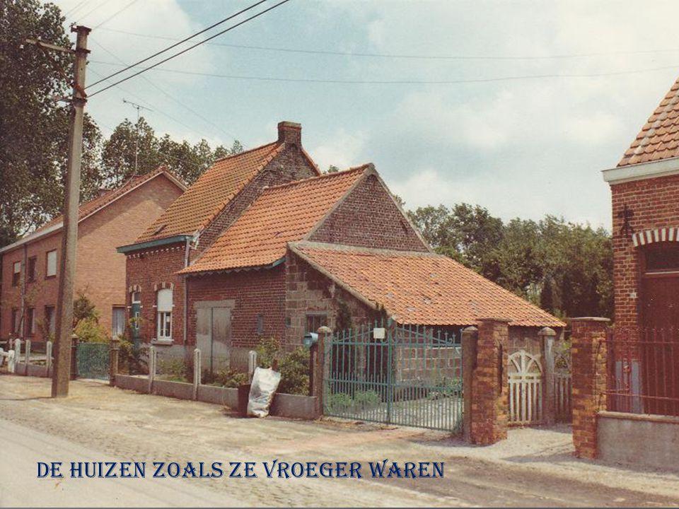 De huizen zoals ze vroeger waren