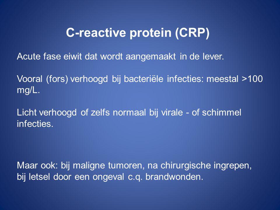 C-reactive protein (CRP)