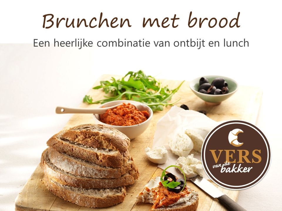 Een heerlijke combinatie van ontbijt en lunch