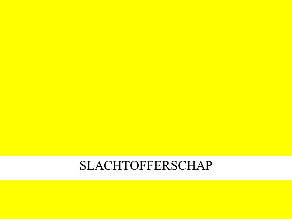 SLACHTOFFERSCHAP