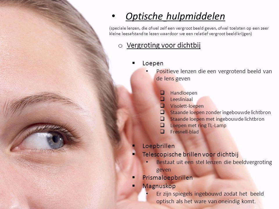 Optische hulpmiddelen