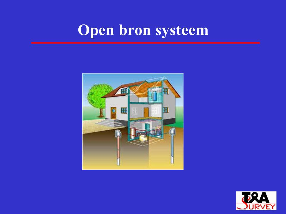 Open bron systeem