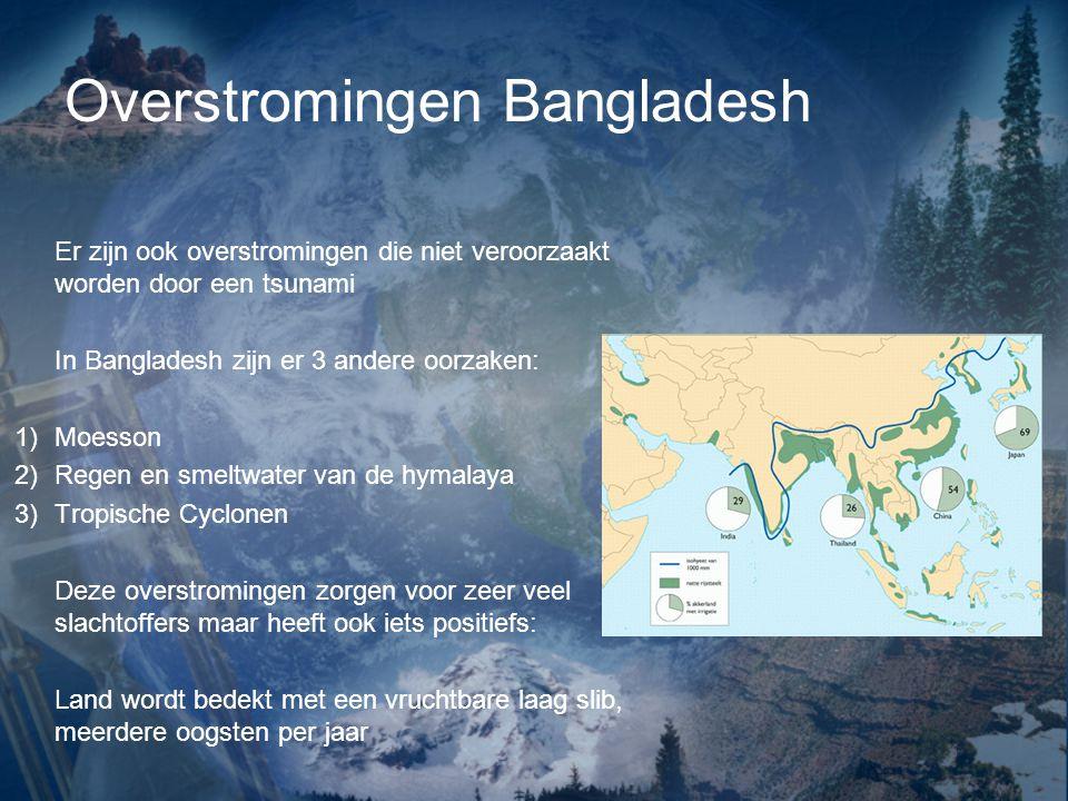Overstromingen Bangladesh