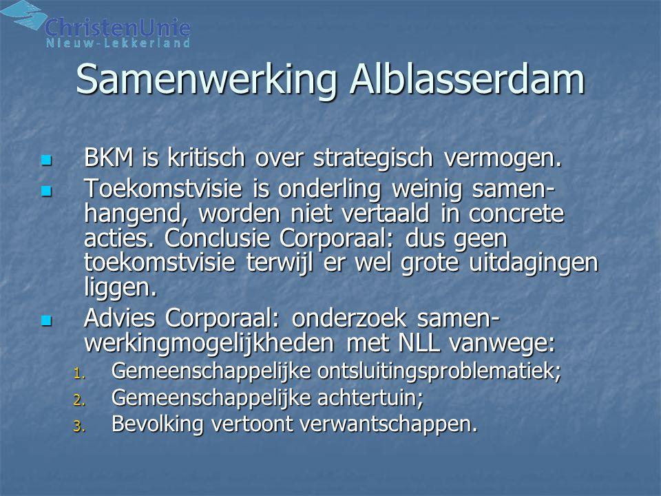 Samenwerking Alblasserdam