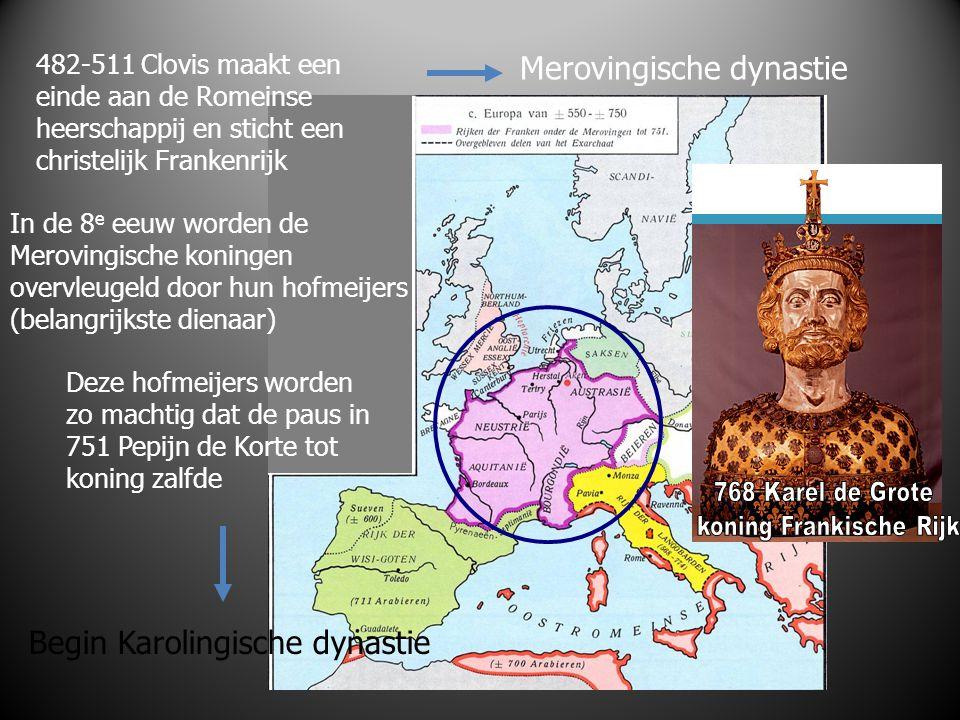 koning Frankische Rijk