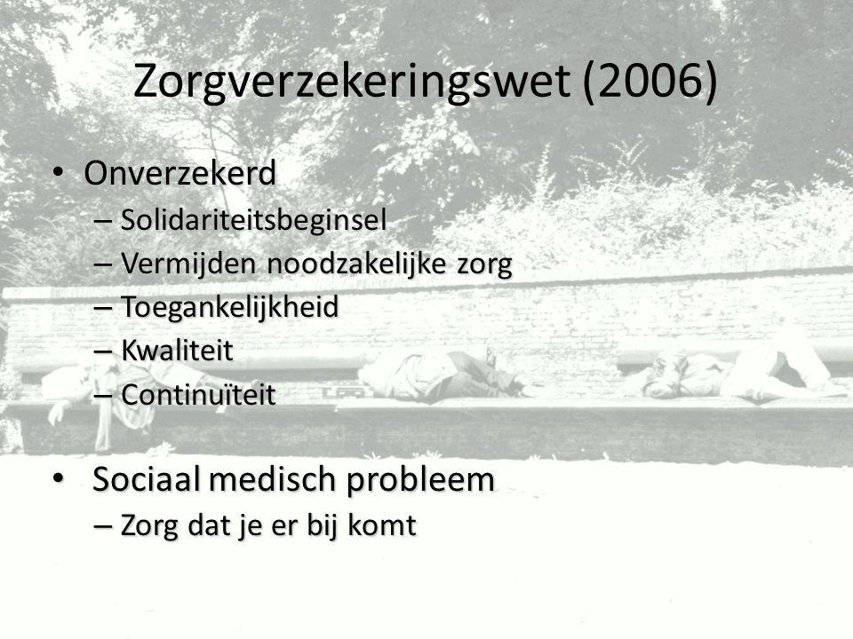 Zorgverzekeringswet (2006)