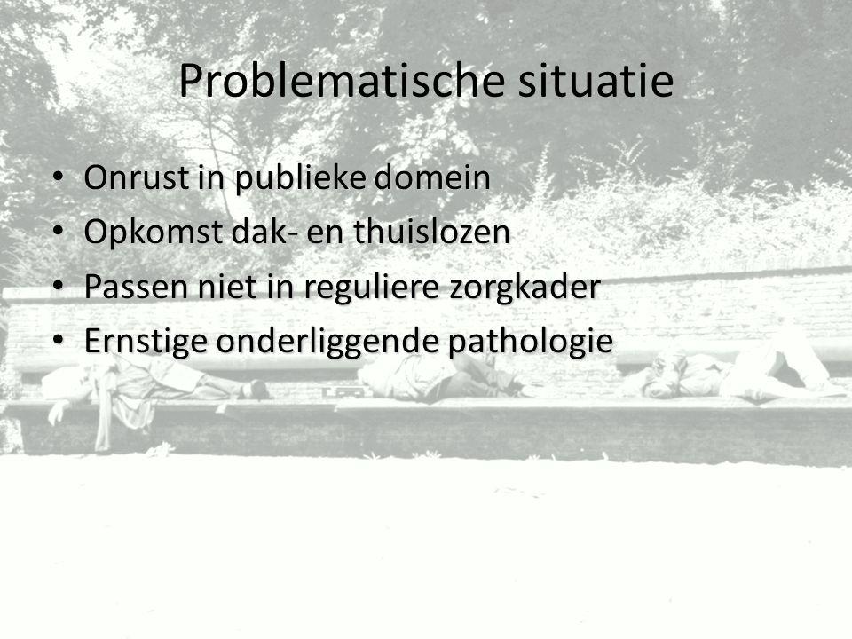 Problematische situatie