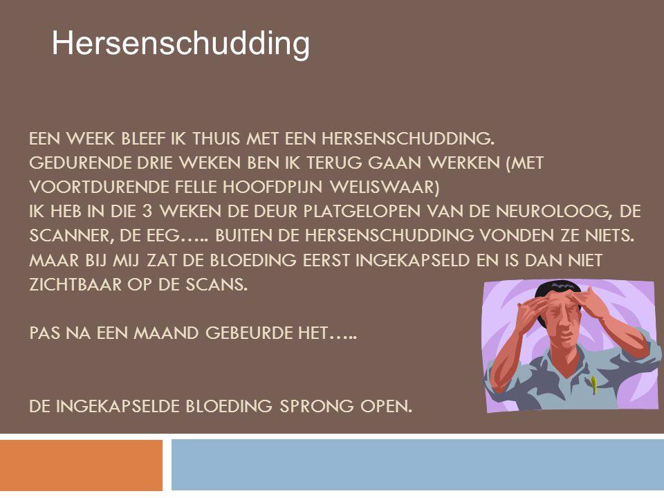Hersenschudding