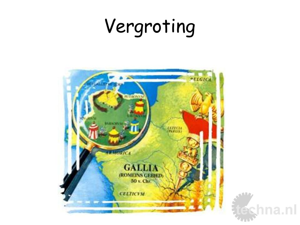 Vergroting