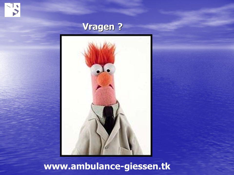 Vragen www.ambulance-giessen.tk