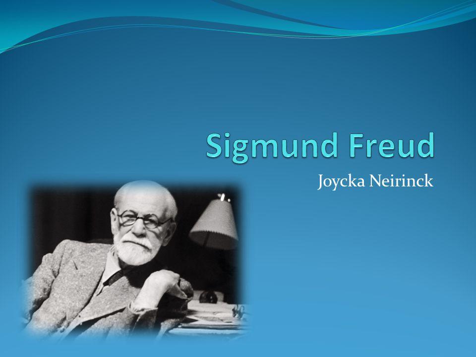 Sigmund Freud Joycka Neirinck